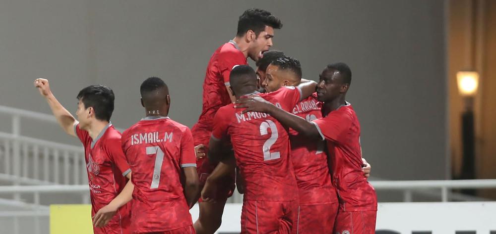 AFC Champions League 2018 Round of 16- 2nd Leg, Al Duhail Qatar vs Al Ain UAE, ACL2018