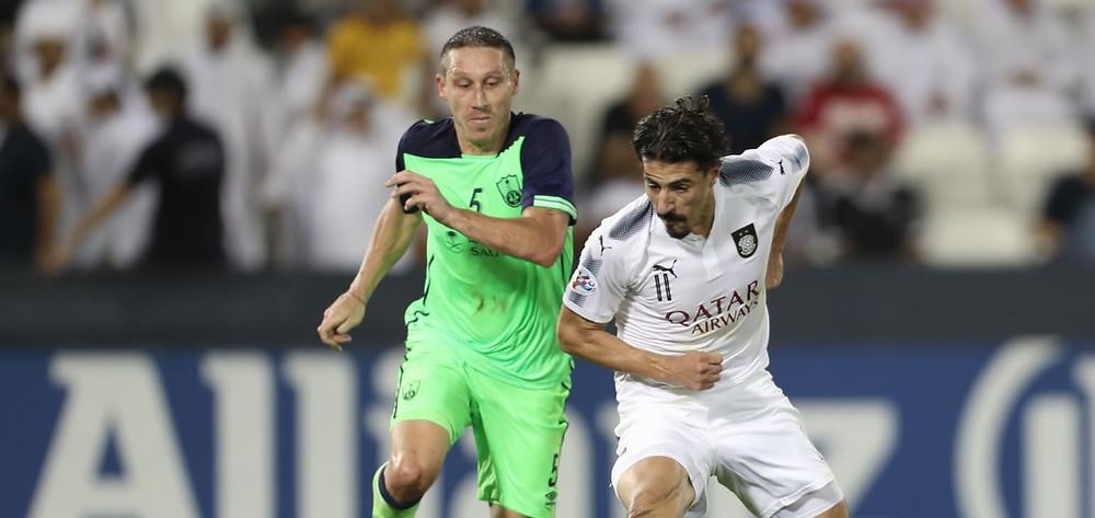 AFC Champions League Al Ahli KSA vs Al Sadd Qatar, ACL2018 Round of 16
