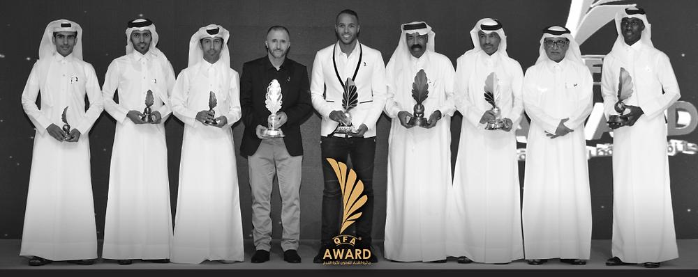 QFA Awards 2018, Qatar Football Association