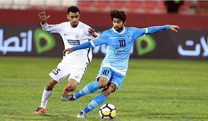 Arabian Gulf League, matchweek 5, UAE