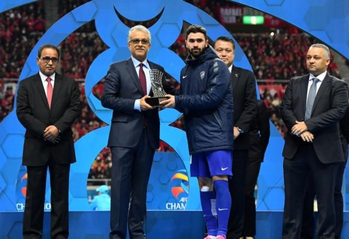 Al Hilal AFC Champions League final Omar Khribin