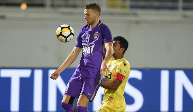 Al Ain vs Al Wasl AGLEAGUE 1st Round 2 - 2