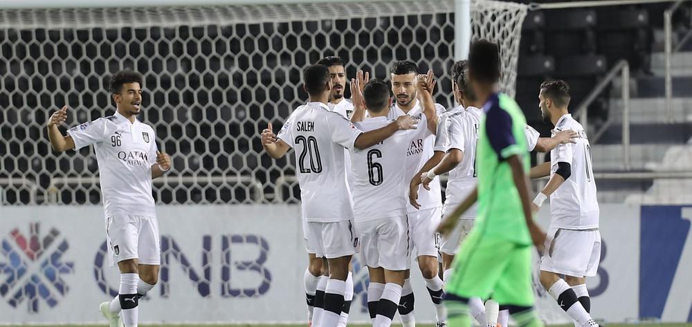 AFC Champions League 2018, ACL2018 Round of 16, Al Sadd - Al Ahli Saudi