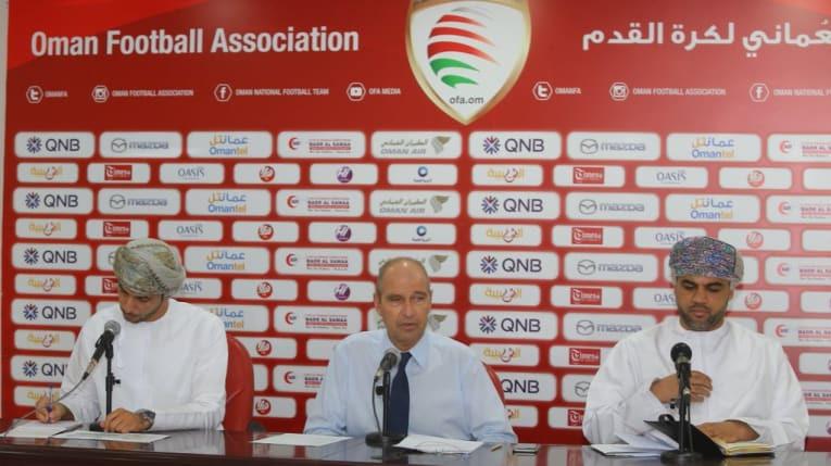 Oman Football Association, Oman national football team, Asian Cup 2019 UAE