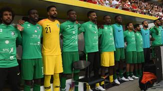 The Green Falcons lose friendly match against Peru