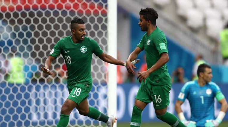 AFC Asian Cup UAE 2019, Saudi Arabia
