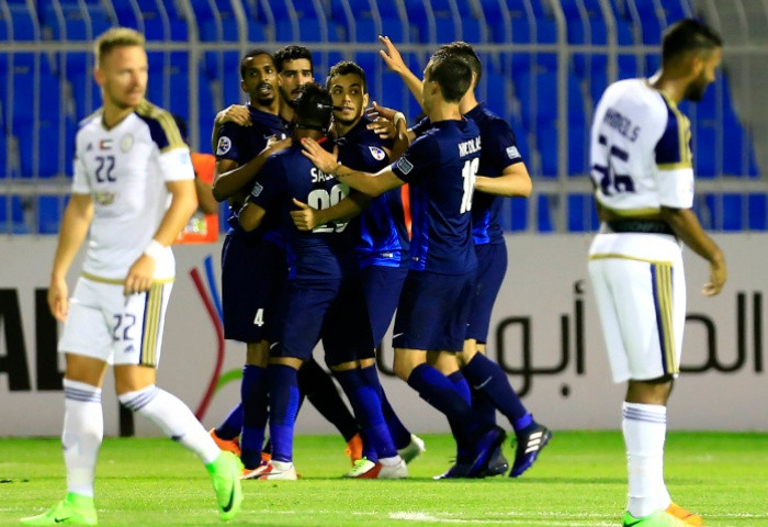 AFC Champions League 2017 MD4 Al Hilal vs Al Wahda