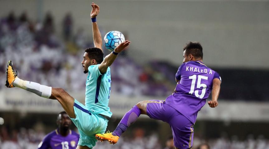 AFC Champions League 2017 Quarter-final- 1st leg: Al Ain 0-0 Al Hilal