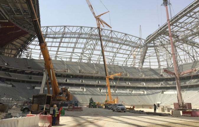 Al Bayt Stadium Road To Qatar 2022