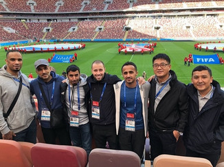 'Russia World Cup experience inspired me on the road to Qatar 2022'