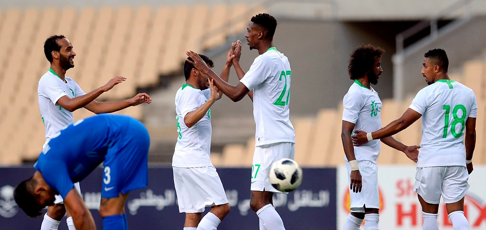 FIFA World Cup 2018 Russia, Saudi Arabia national team, KSA football national team