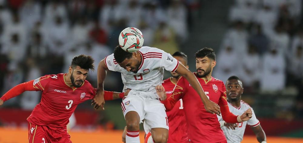 Asian Cup UAE 2019, UAE vs Bahrain 1-1