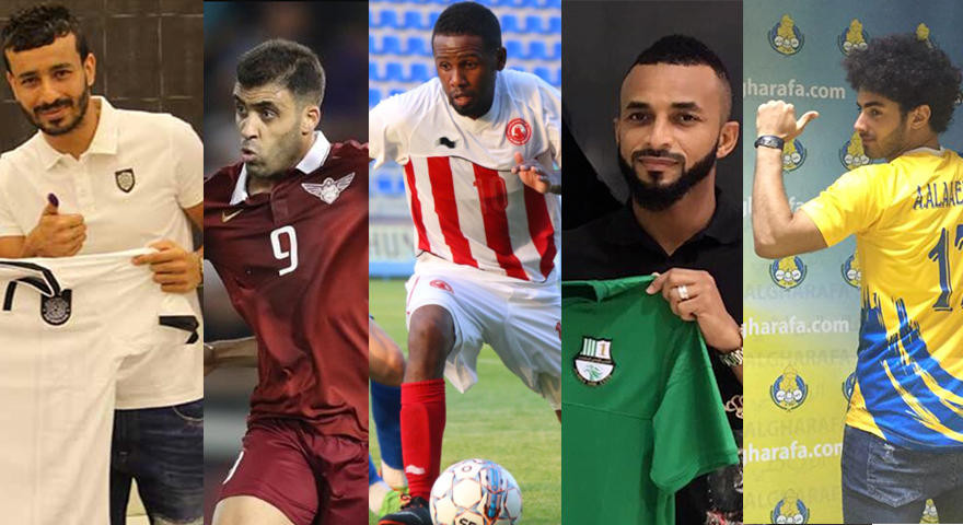Qatar Stars League stars