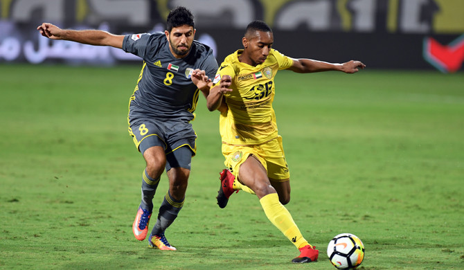 Arabian Gulf League Review Round 8