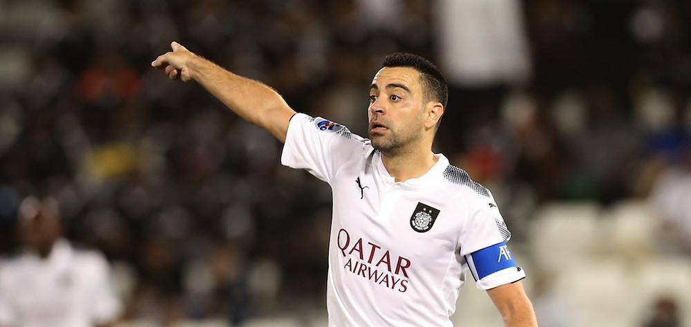 AFC Champions League; Xavi