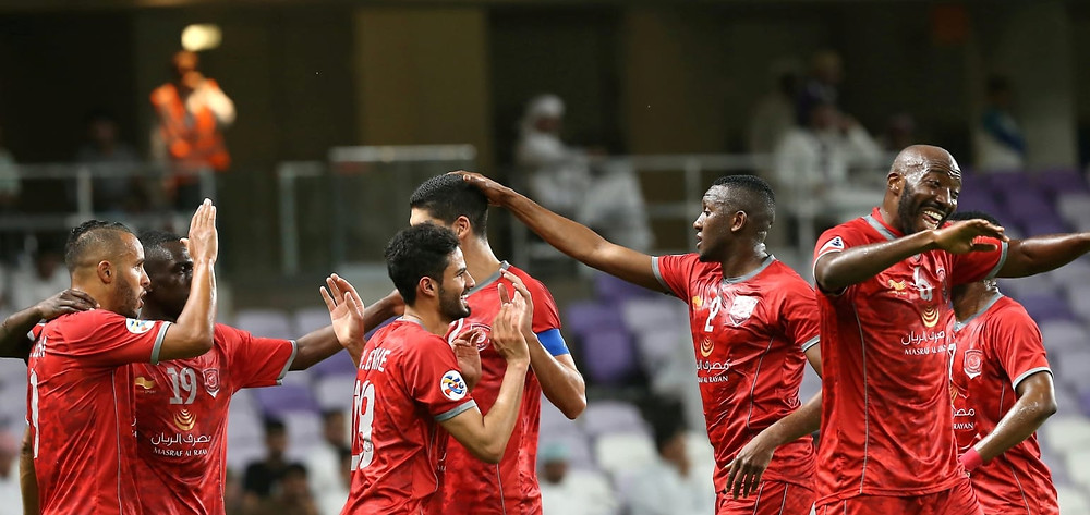 AFC Champions League 2018, Round of 16, ACL2018, Al Ain Al Duhail