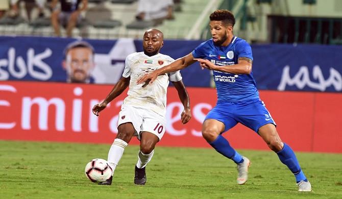Arabian Gulf League match week 7