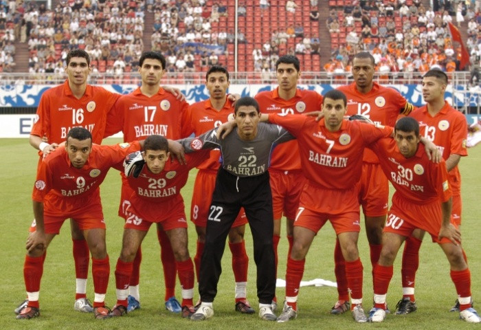 Bahrain AFC Asian Cup 2004