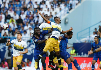 Riyadh derby: Al-Nasr eye SPL summit .. Al-Hilal want to keep title
