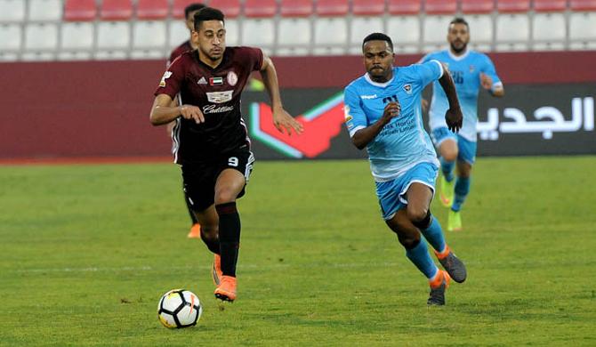 Arabian Gulf League week 2