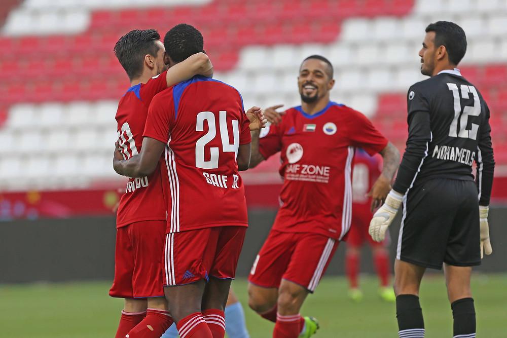 Arabian Gulf League matchweek 10