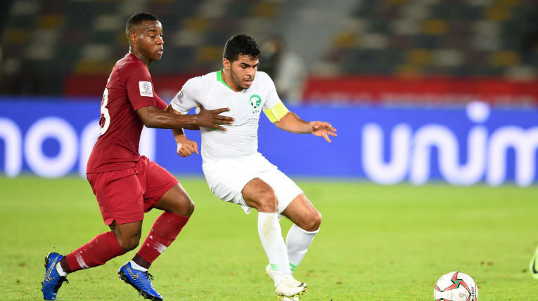 Asian Cup UAE 2019, Qatar vs Saudi Arabia