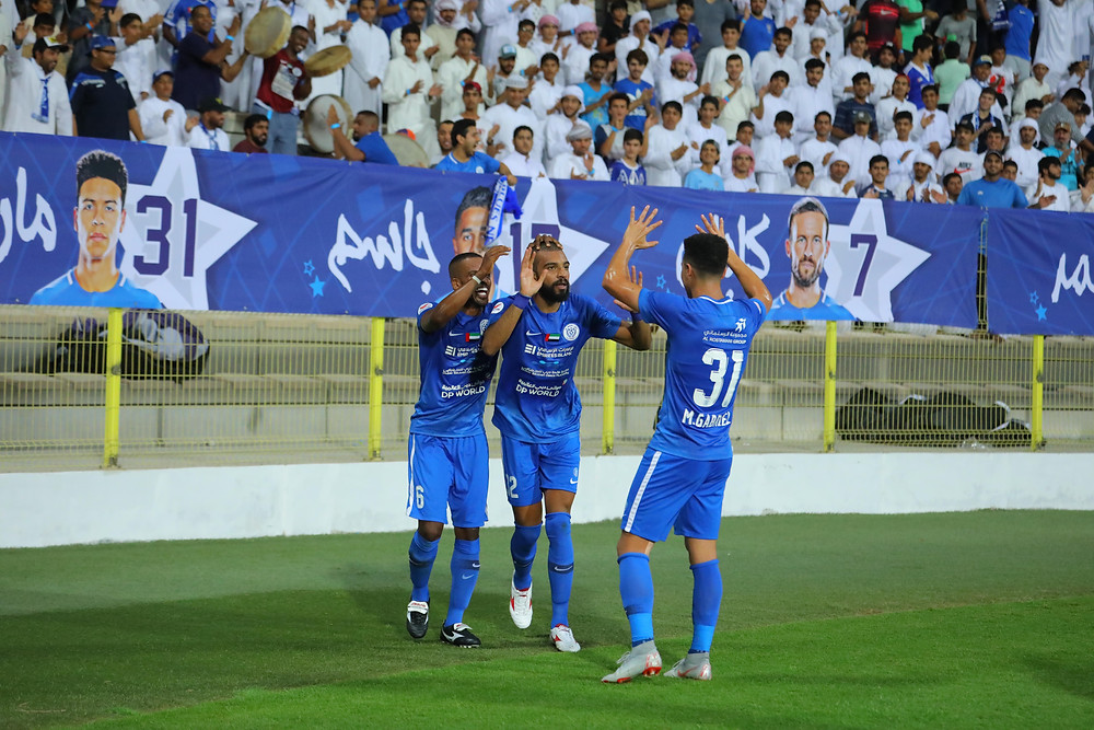 Arabian Gulf League week 6