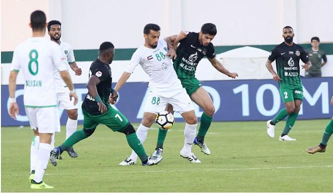 Arabian Gulf League, Agleague, matchweek 9