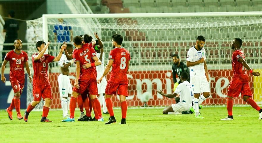 Lekhwiya - AFC Champions League MD6