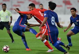 Bahrain still on track despite the draw