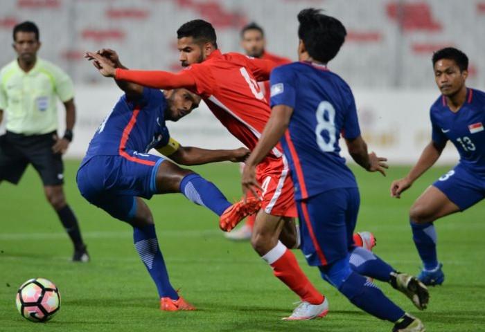 AFC Asian Cup Qualifiers Bahrain Singapore