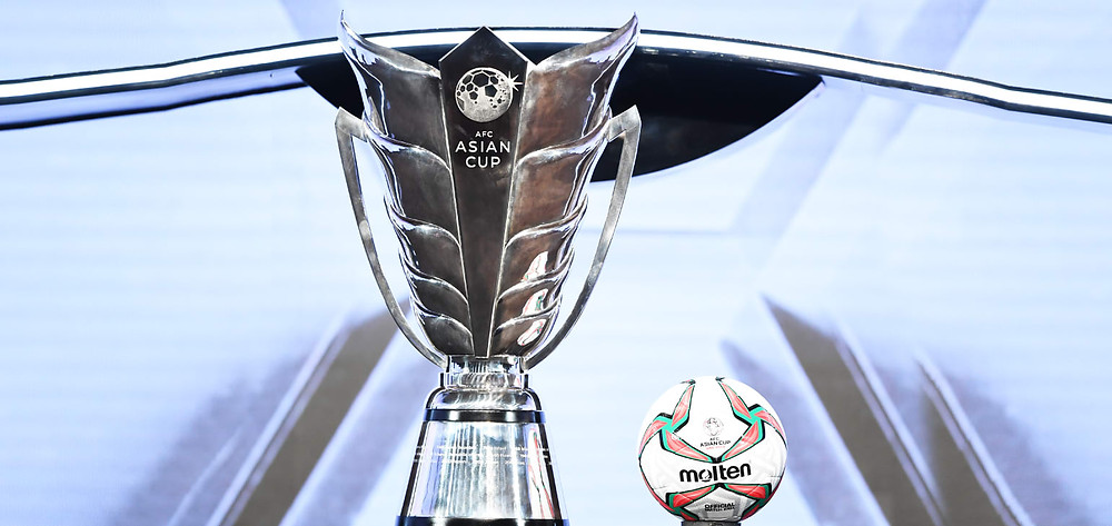 AFC Asian Cup UAE 2019, new AFC Asian Cup trophy unveiled in Dubai