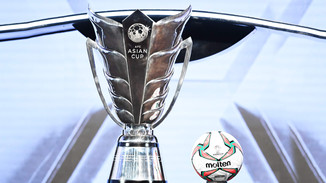 Dazzling new AFC Asian Cup trophy unveiled in Dubai