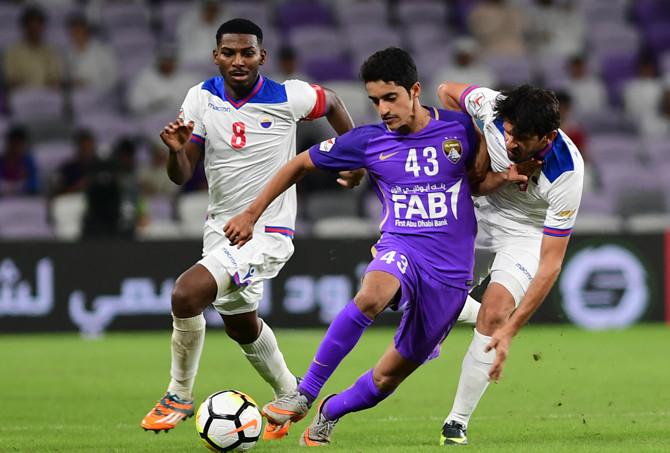 Arabian Gulf League matchweek 6