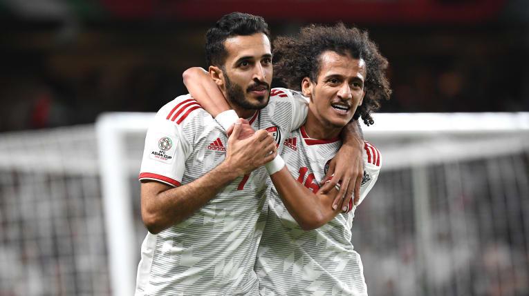 Asian Cup UAE 2019; UAE vs Qatar
