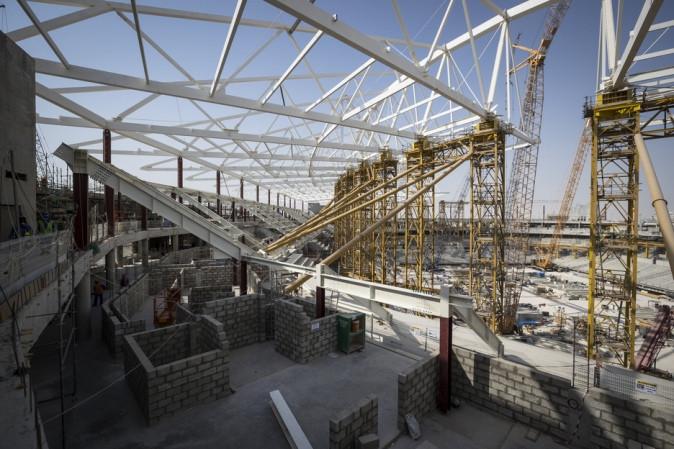 Al Rayyan Stadium Road To Qatar 2022