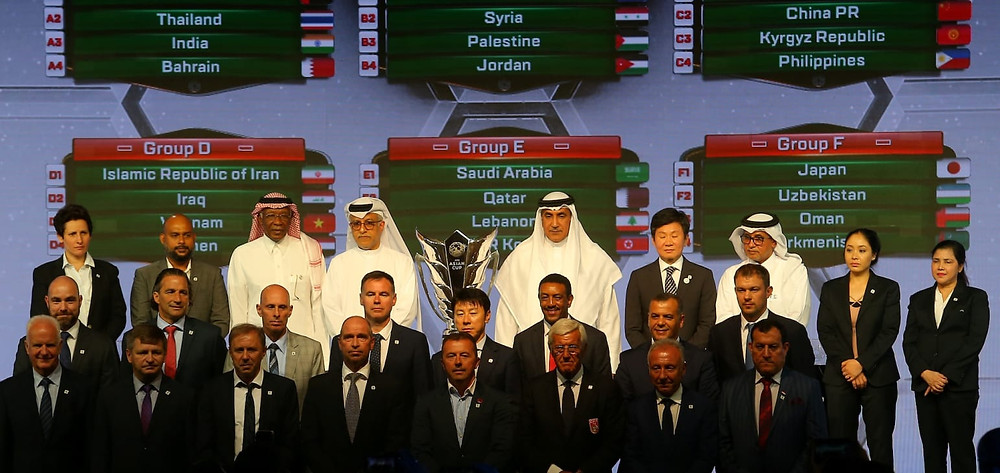 Asian Cup UAE 2019, AFC, Asian Cup 2019