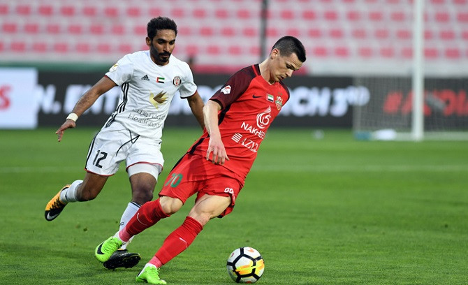 Arabian Gulf League season 2018/19