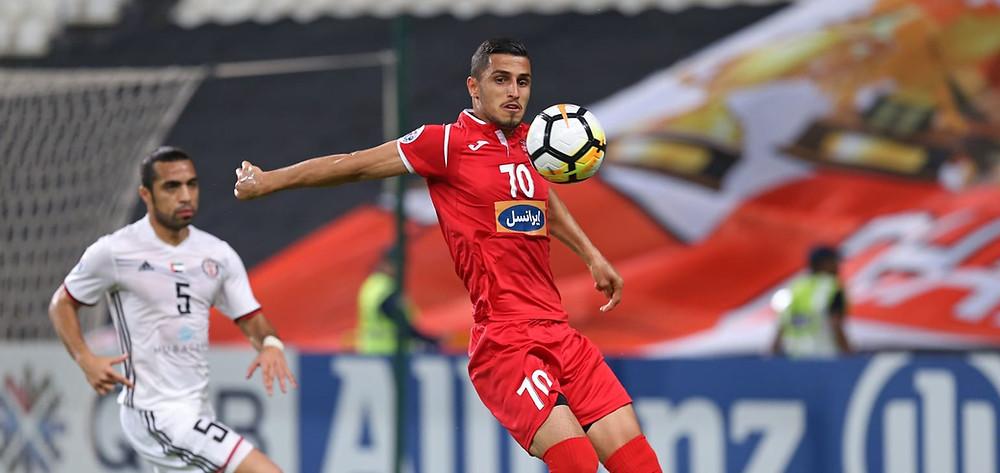 AFC Champions League 2018 Persepolis vs Al Jazira, ACL2018