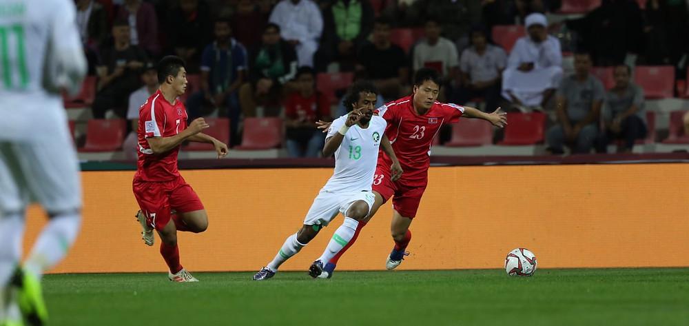 Asian Cup UAE 2019, KSA