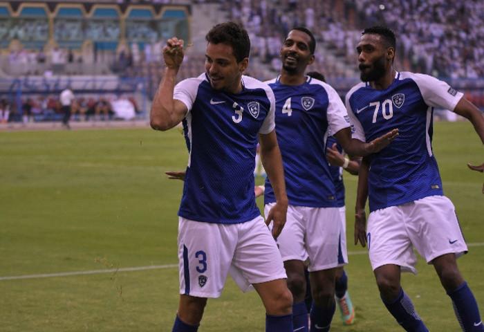 AFC Champions League 2016/17 Al Hilal- Carlos Eduardo