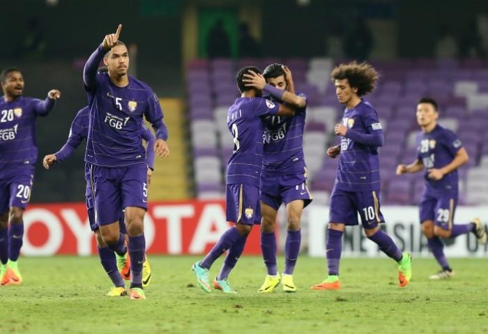 AFC Champions League 2016/17 Quarter-finalist- Al Ain