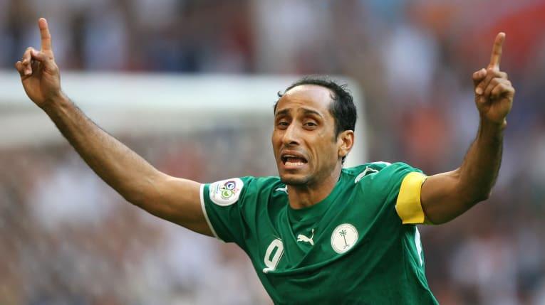 FIFA World Cup 2006, Saudi Arabia