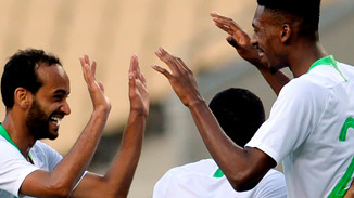 Saudi Arabia defeat Greece in friendly