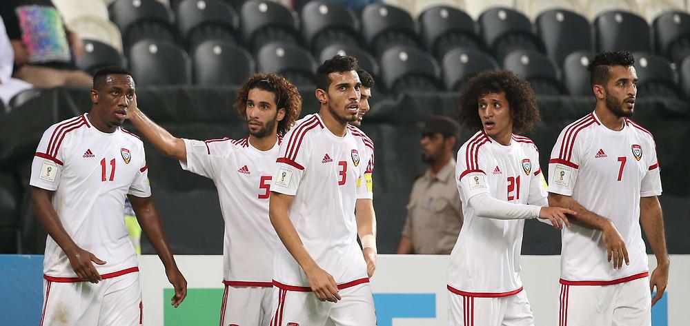UAE football national team; Asian Cup UAE 2019