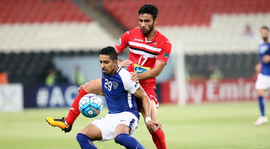 AFC Champions League Semi-finals Al Hilal Persepolis
