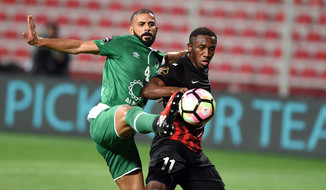 Everything is ready for the Arabian Gulf Cup final between Al Ahli and Al Shabab