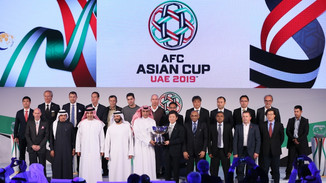 Draw for final round of AFC Asian Cup UAE 2019 Qualifiers concluded today in Abu Dhabi