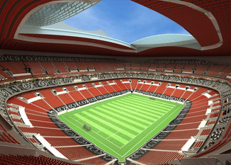 Seats for 2022 FIFA World Cup™ stadiums will be made in Qatar