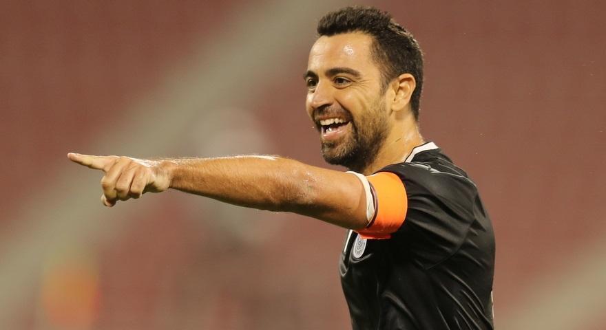 Qatar Stars League, Xavi Hernandez